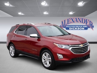 Certified Pre-Owned 2018 Chevrolet Equinox Premier w/2LZ SUV for sale in Dickson, TN