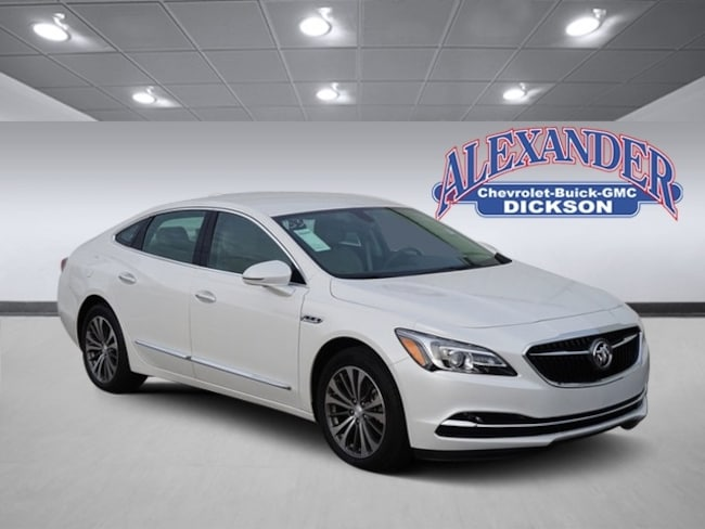 New 2019 Buick Lacrosse For Sale Dickson Tn Vin