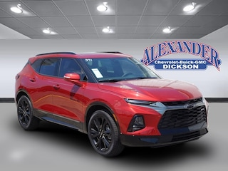 New 2019 Chevrolet Blazer RS SUV for sale in Dickson, TN