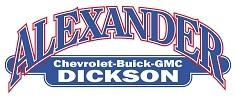 Alexander Chevrolet Buick GMC