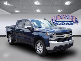 New 2019 Chevrolet Silverado 1500 LT Truck Crew Cab for sale in Dickson, TN