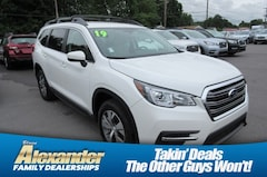 Certified Pre-Owned 2019 Subaru Ascent Premium 7-Passenger SUV for sale in Montoursville, PA
