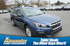 Used 2019 Subaru Outback 2.5i SUV 4S4BSABC3K3261538 for Sale in Montoursville near Williamsport, PA