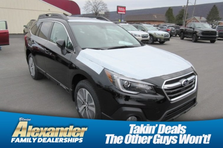 2019 Subaru Outback 3.6R Limited SUV 4S4BSENC3K3329372