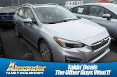 2018 Subaru Impreza 2.0i Limited with EyeSight, Moonroof, Blind Spot Detection & Starlink 5-door 4S3GTAT67J3705051