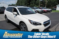 New 2019 Subaru Outback 2.5i Limited SUV 4S4BSANC7K3390152 near Williamsport in Montoursville, PA