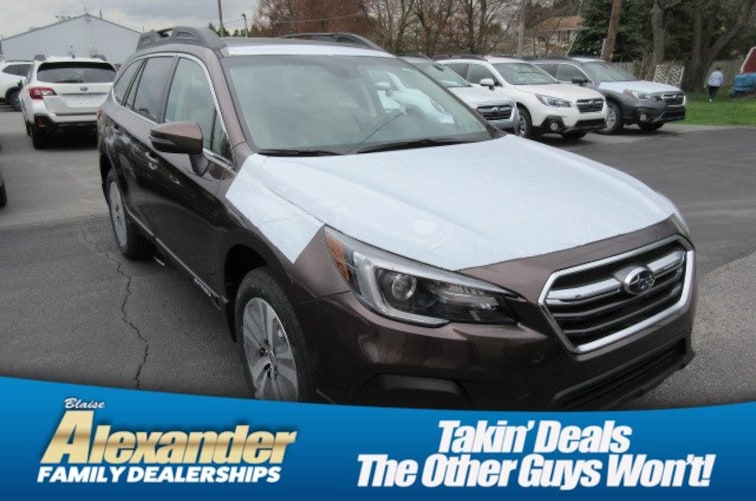 2019 Subaru Outback 3.6R Limited SUV 4S4BSENC6K3338423