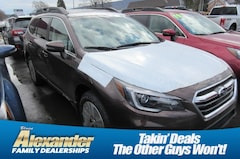 New 2019 Subaru Outback 2.5i Limited SUV 4S4BSANC6K3301445 near Williamsport in Montoursville, PA