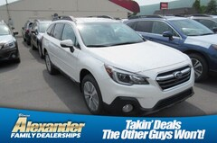 New 2019 Subaru Outback 2.5i Limited SUV 4S4BSAJC1K3365575 near Williamsport in Montoursville, PA