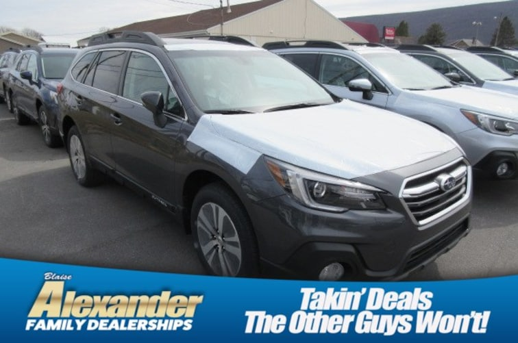 2019 Subaru Outback 3.6R Limited SUV 4S4BSENC0K3327935