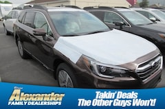 New 2019 Subaru Outback 2.5i Limited SUV 4S4BSANC9K3338702 near Williamsport in Montoursville, PA