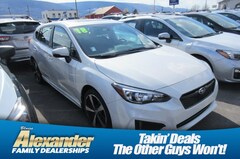 Certified Pre-Owned 2018 Subaru Impreza 2.0i Sport 5-door for sale in Montoursville, PA