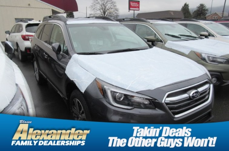 2019 Subaru Outback 3.6R Limited SUV 4S4BSENC5K3300391