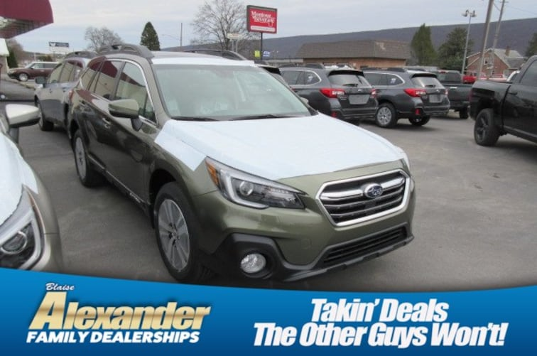 2019 Subaru Outback 3.6R Limited SUV 4S4BSENC2K3328682