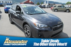 Used 2018 Subaru Crosstrek 2.0i SUV JF2GTAAC1JH218747 for Sale in Montoursville near Williamsport, PA