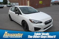 New 2019 Subaru Impreza 2.0i 5-door 4S3GTAB68K3745240 near Williamsport in Montoursville, PA