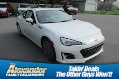 New 2018 Subaru BRZ Limited Coupe JF1ZCAC14J9603173 near Williamsport in Montoursville, PA
