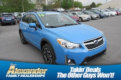 Used 2016 Subaru Crosstrek 2.0i Premium SUV JF2GPABC6G8262996 for Sale in Montoursville near Williamsport, PA