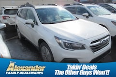 New 2019 Subaru Outback 2.5i Limited SUV 4S4BSANC7K3300305 near Williamsport in Montoursville, PA