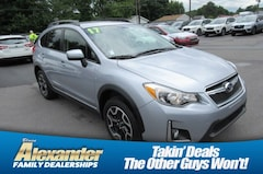 Used 2017 Subaru Crosstrek 2.0i Premium SUV JF2GPABC2H8220987 for Sale in Montoursville near Williamsport, PA