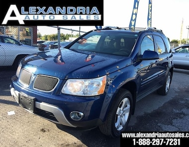 2008 Pontiac Torrent FWD SUNROOF SAFETY & E TEST SUV