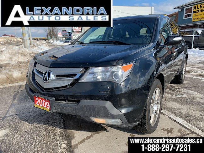 2009 Acura MDX Tech Pkg/navi/leather/clean/safety included SUV