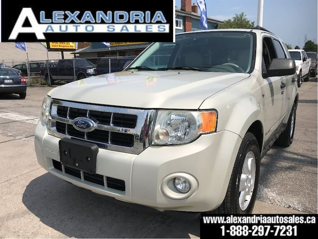 2008 Ford Escape XLT/90km/leather/safety included SUV
