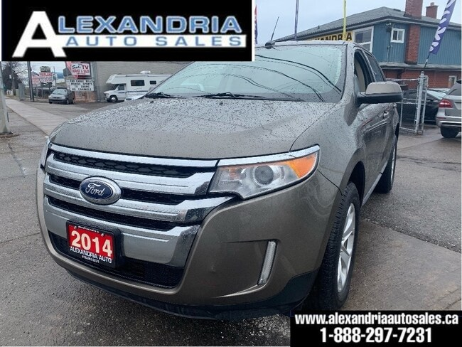 2014 Ford Edge SEL/like new/V6/safety included SUV