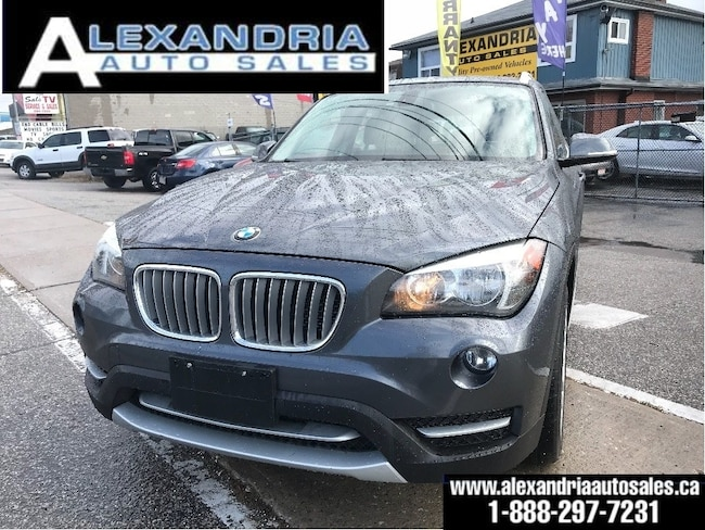 2013 BMW X1 28i/123km/pano sunroof/like new/safety included SUV