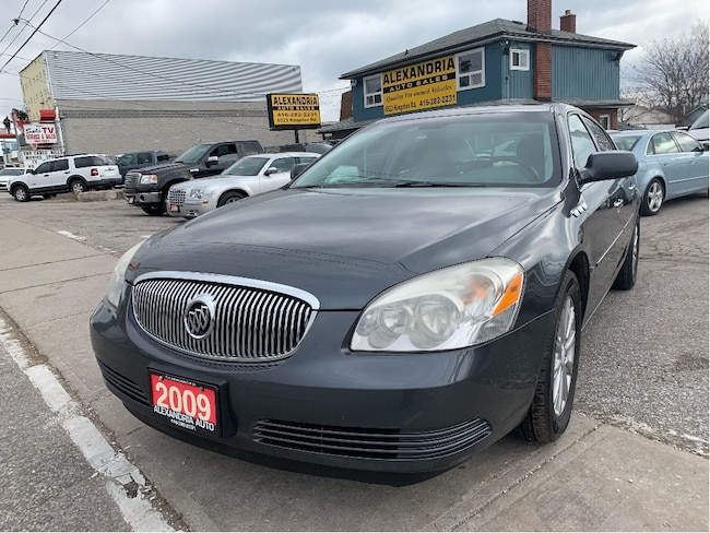 2009 Buick Lucerne CXL/LEATHER/extra clean/safety included Sedan