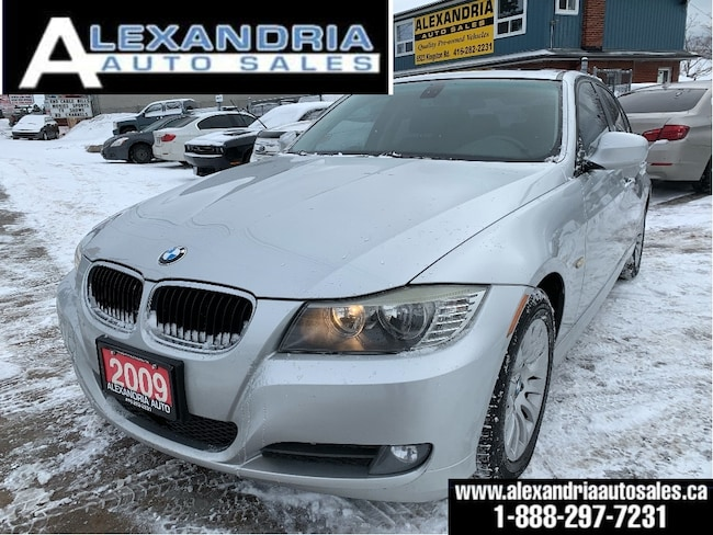 2009 BMW 3 Series 323i/auto/sunroof/clean/safety included Sedan