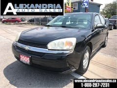 2005 Chevrolet Malibu safety included/4cyl/loaded Sedan