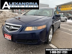 2005 Acura TL Leather/sunroof/like new/price includes safety Sedan