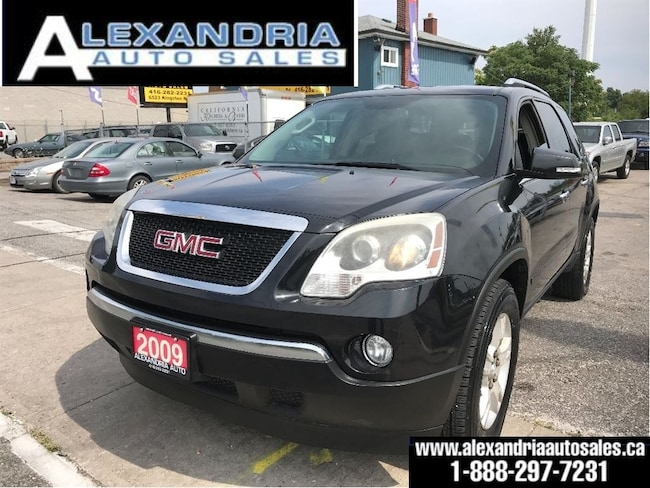 2009 GMC Acadia SLT1/AWD/LEATHER/safety included SUV