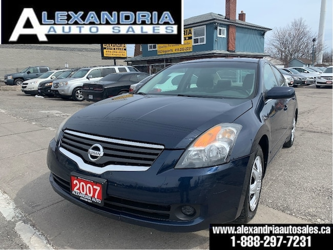 2007 Nissan Altima 2.5 S/loaded/safety included Sedan