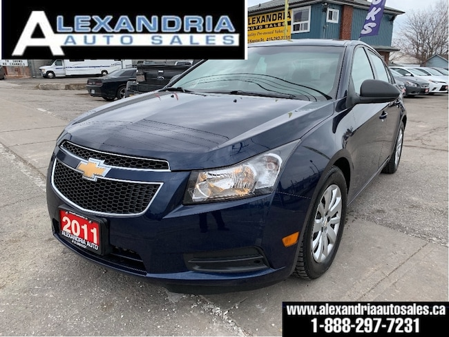 2011 Chevrolet Cruze 2LS153km/clean/safety included Sedan