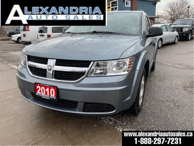 2010 Dodge Journey SE/7passengers/158KM/safety included SUV