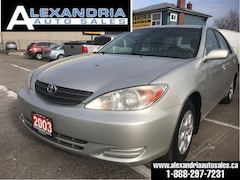 2003 Toyota Camry LE/safety included Sedan