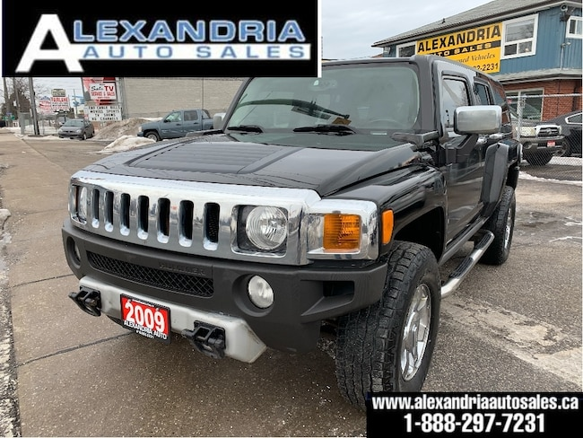 2009 Hummer H3 sunroof/122km/like new/4x4/safety included SUV