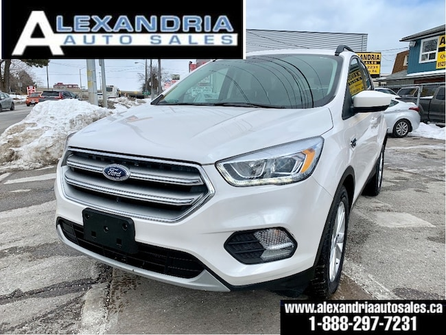 2017 Ford Escape SE/4WD/navi/leather/sunroof/safety included SUV