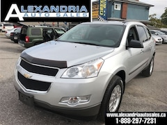 2010 Chevrolet Traverse 1LS/159km/safety included SUV