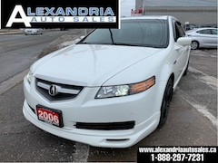 2006 Acura TL leather/sunroof/mint condition/new tires/safety in Sedan