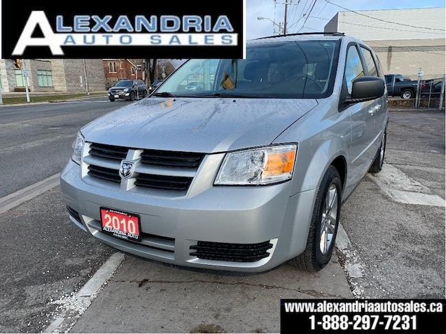 2010 Dodge Grand Caravan SE/132km/loaded/safety included Minivan
