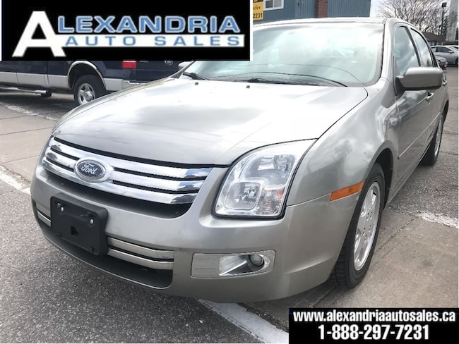 2009 Ford Fusion SEL/leather/sunroof/safety included Sedan
