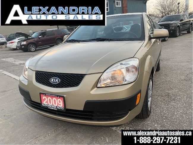 2009 Kia Rio EX/148km/clean/safety included Sedan