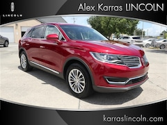 2016 Lincoln Certified MKX Select FWD  Select