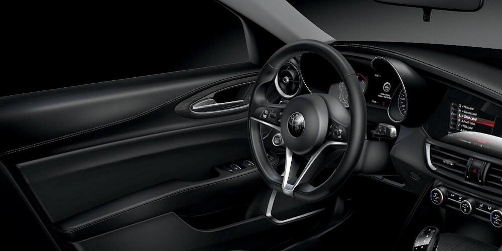 The Moment You Step Into The New 2017 U0026 2018 Alfa Romeo Giulia ...