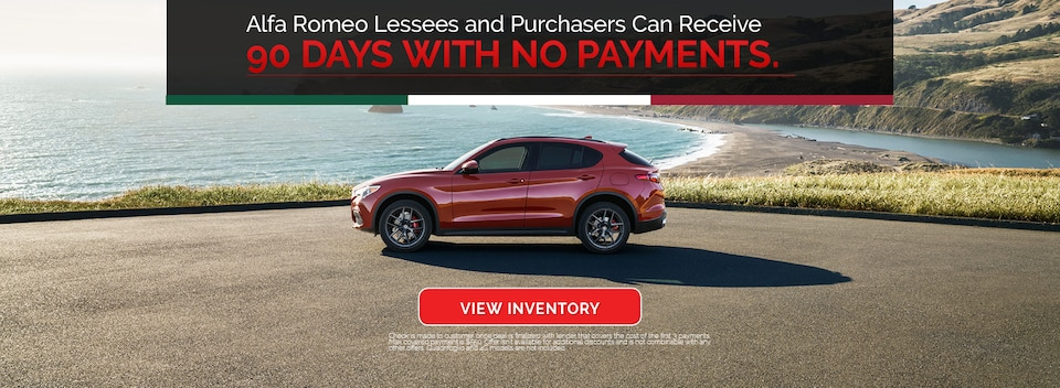 Lessees and Purchasers Can Receive Up to 90 Days With No Payments