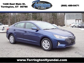 New 2019 Hyundai Elantra SE Sedan in Torrington CT