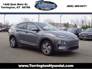 New 2019 Hyundai Kona EV Limited Utility in Torrington CT